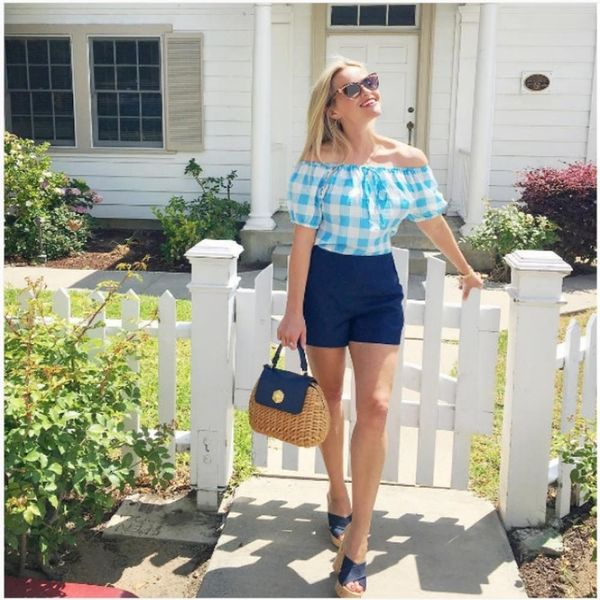 9 Things We Learned from Reese Witherspoon's Off-Duty Style
