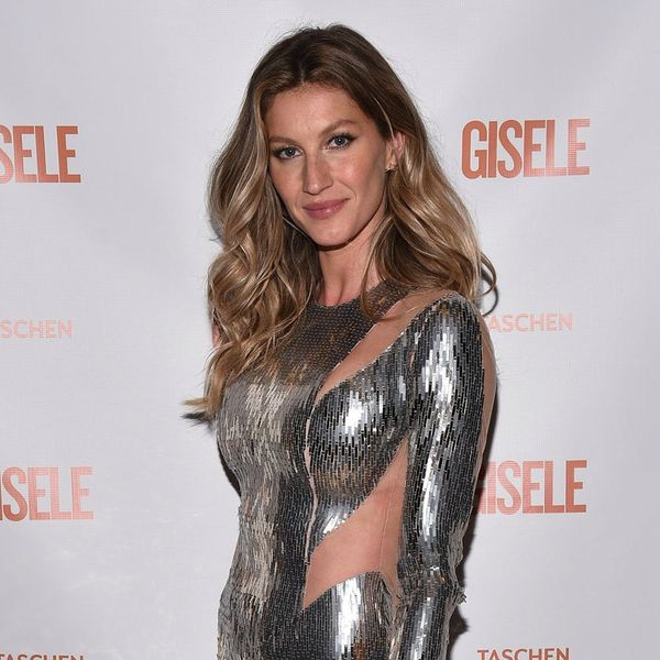Gisele Bundchen Came Out of Retirement to Slay the Runway at the Olympics Opening Ceremony