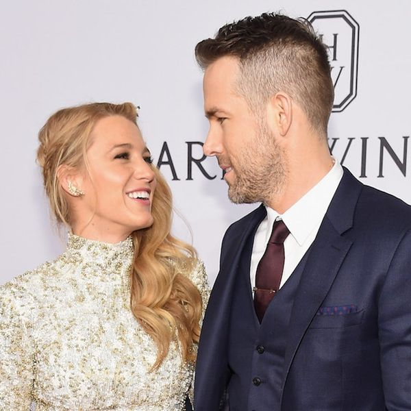 Blake Lively's Newest Ring Is an Adorably Traditional Declaration of Love
