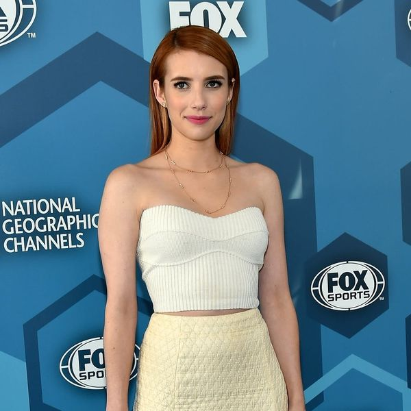 Watch Emma Roberts and Dave Franco Hilariously Prank the Press