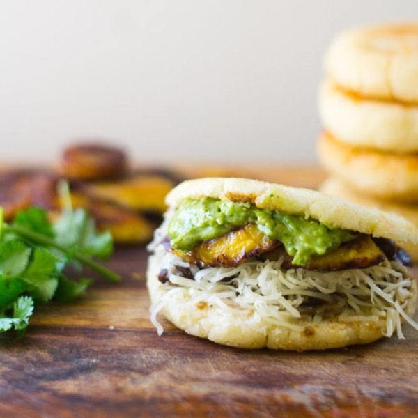 14 Arepa and Pupusa Recipes to Make for Your Next Summer Get-Together