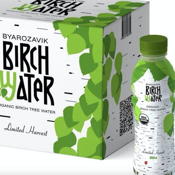 This Weird Tree-Based Drink Is the New Kombucha