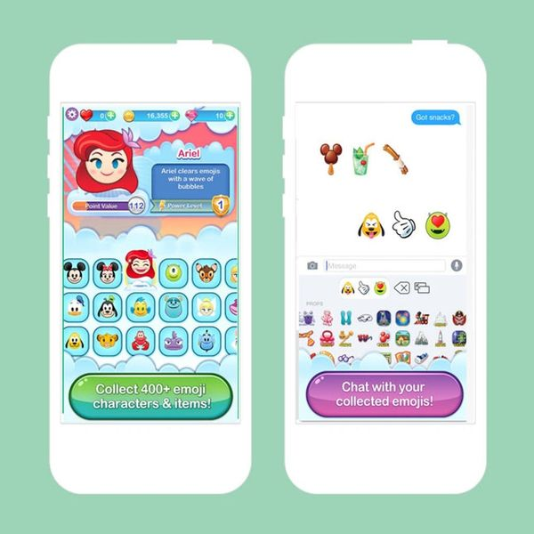OMG: Disneymojis Are Happening and Here's How You Can Get Them