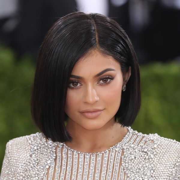 Kylie Jenner's New Makeup-Free Selfie Reveals One MAJOR Difference