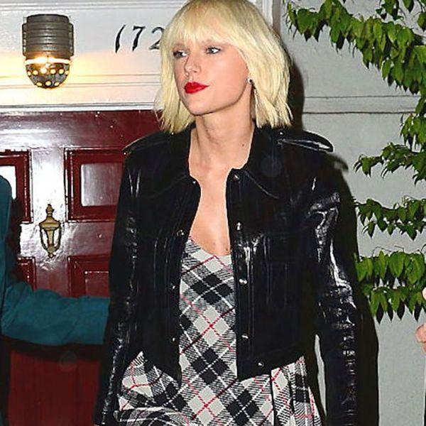 Did Tom Hiddleston Kill the New Goth Taylor Swift?