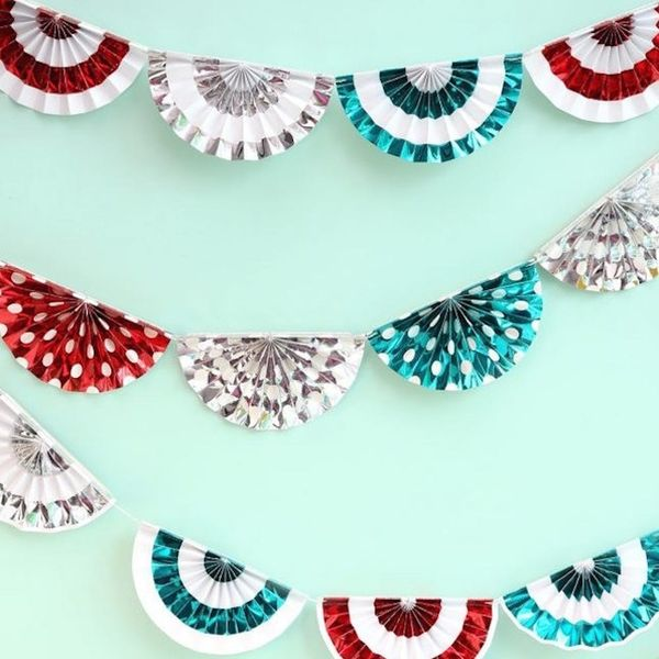 13 Modern + Colorful DIY Ideas for Decorating Your Porch This 4th of July