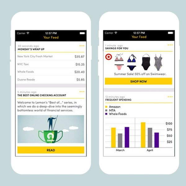 WHAT: This New Finance App Will Help You Save Money WHILE Encouraging You to Shop