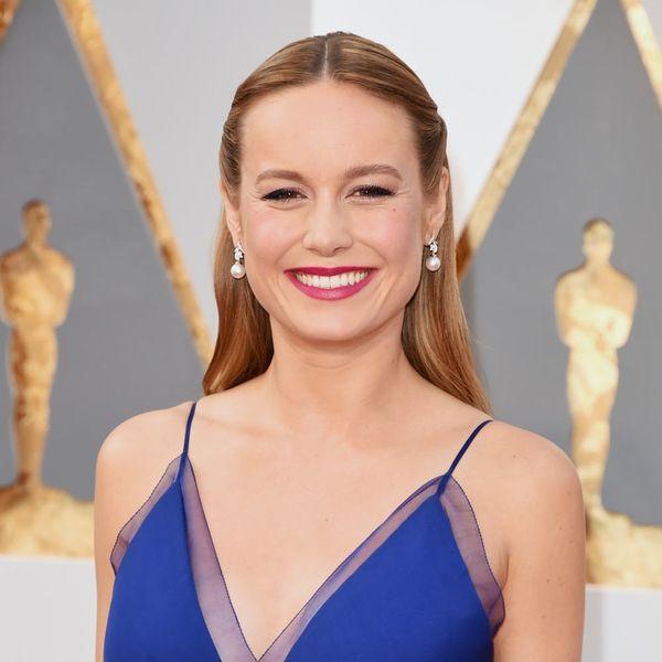 ALERT: Brie Larson Is No Longer a Blonde