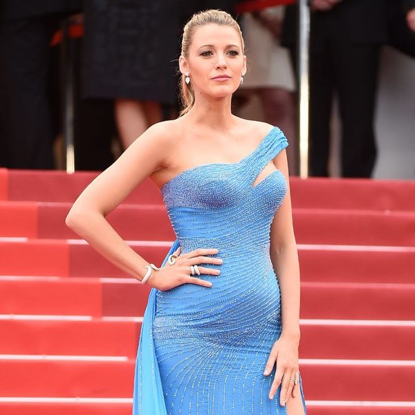 Uh Oh. Blake Lively Is Catching Serious Heat For Her Cannes Instagram Post