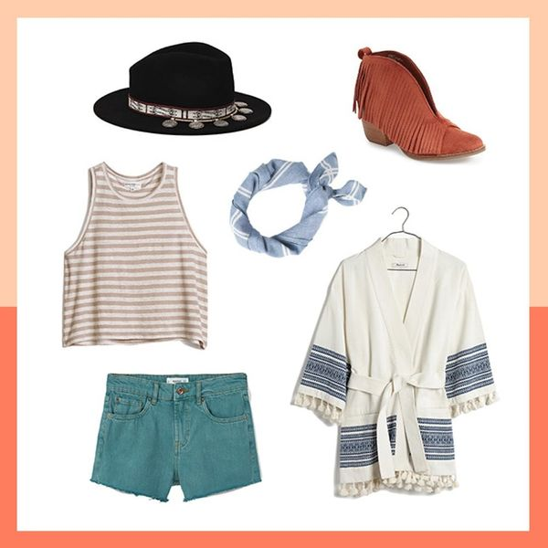 6 Chic Outfits for Everything You're Doing This Summer
