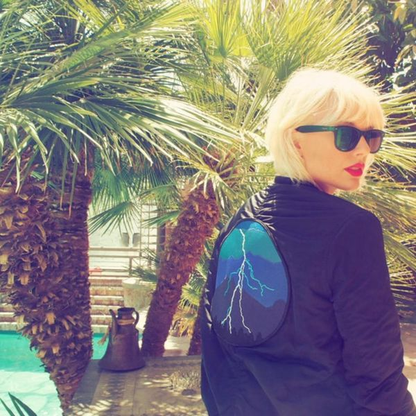 Taylor Swift's Outfit Might Be a Big Hint About Boyfriend Calvin Harris