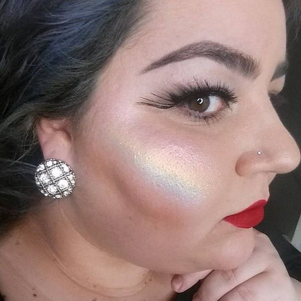 Rainbow Highlighter Is the New Makeup Must-Have