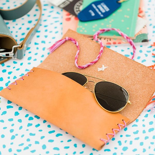 Win Best Child Award With This DIY Sunglass Case for Mom