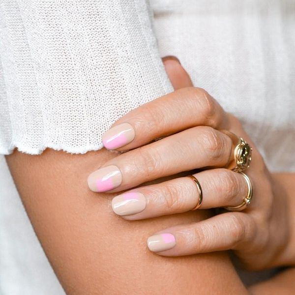 12 Spring Manis Perfect for Squoval Nails