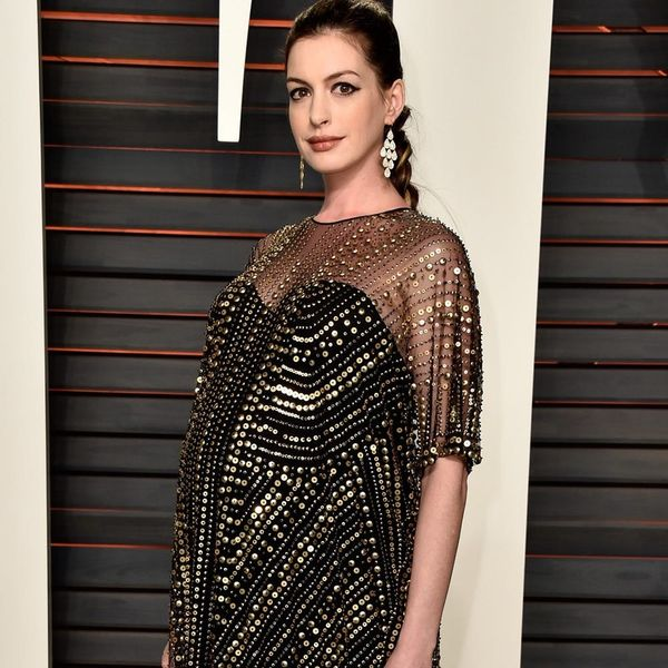 Anne Hathaway's Baby Name Is So Damn Sophisticated