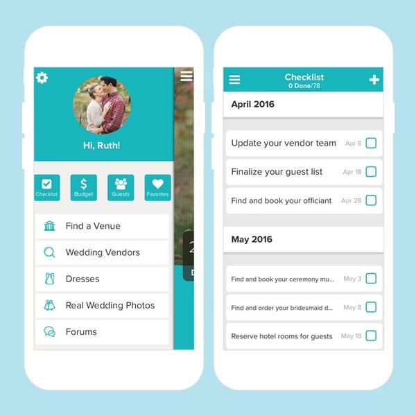 Which Type of Wedding Planning Tool Should You Actually Use?