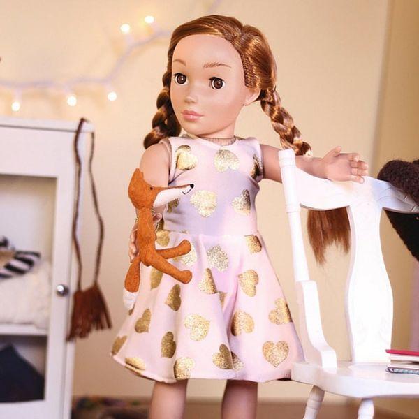 This Kickstarter Is Creating Dolls for Future #GirlBosses
