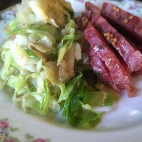 Brine-Your-Own Corned Beef and Cabbage