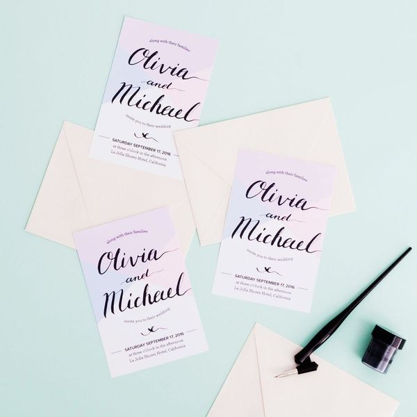 How to Create Unique Invitations With Calligraphy and Illustrator