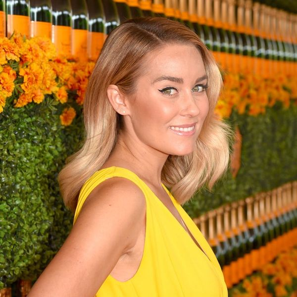 Lauren Conrad's New Boho Hairstyle Is Pitch-Perfect Spring Wedding Hair