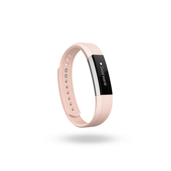 Fitbit's Alta Is the Most Wearable Wearable Yet