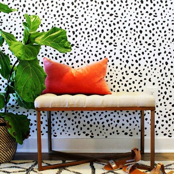 Trend Alert: 7 Modern Dalmatian Print Walls That Make a Statement
