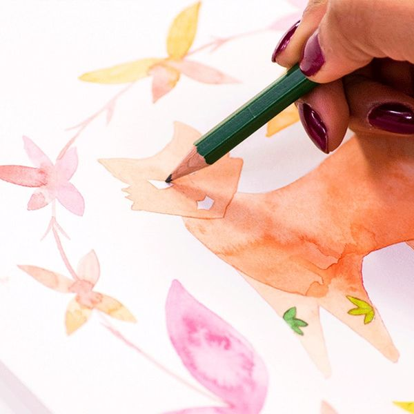 Create a Frameable Watercolor Painting With Our New Online Class