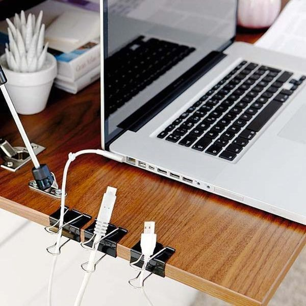 9 Sneaky Tricks to Hide Those Unsightly Wires