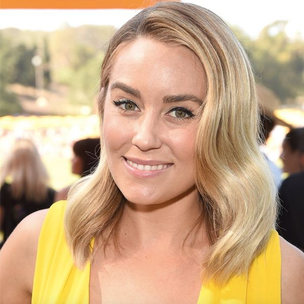 Lauren Conrad's DIY Christmas Card Will Inspire Your Next Project