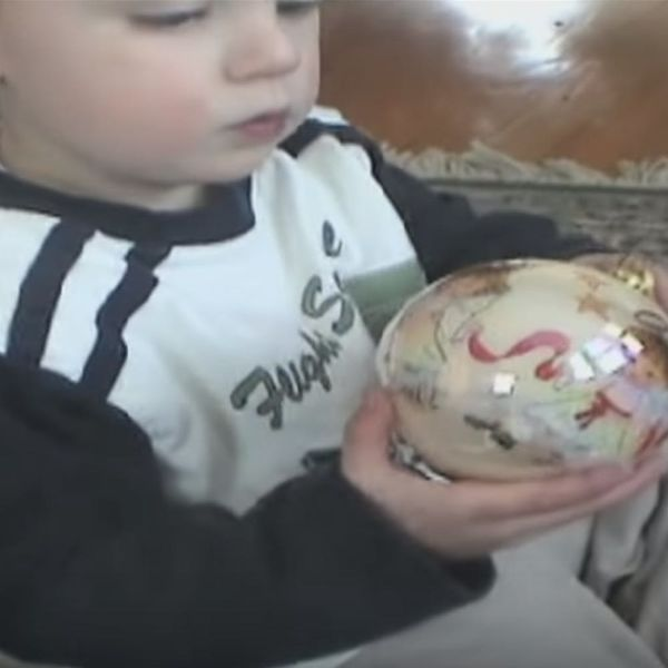 This Toddler Just Had the Most Hilarious Christmas Fail Ever