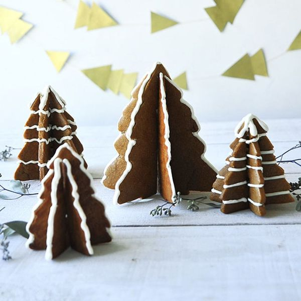 You've Never Eaten Gingerbread like This Before
