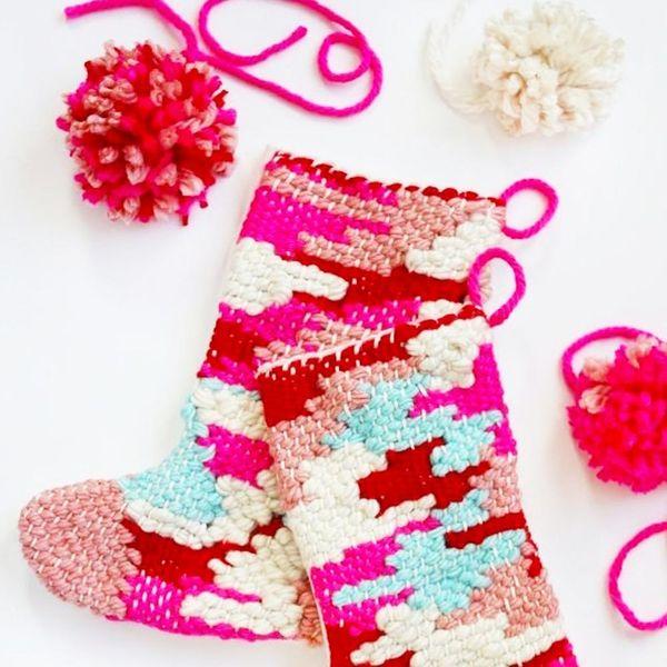 18 Creative Christmas Stockings You Can *Totally* DIY
