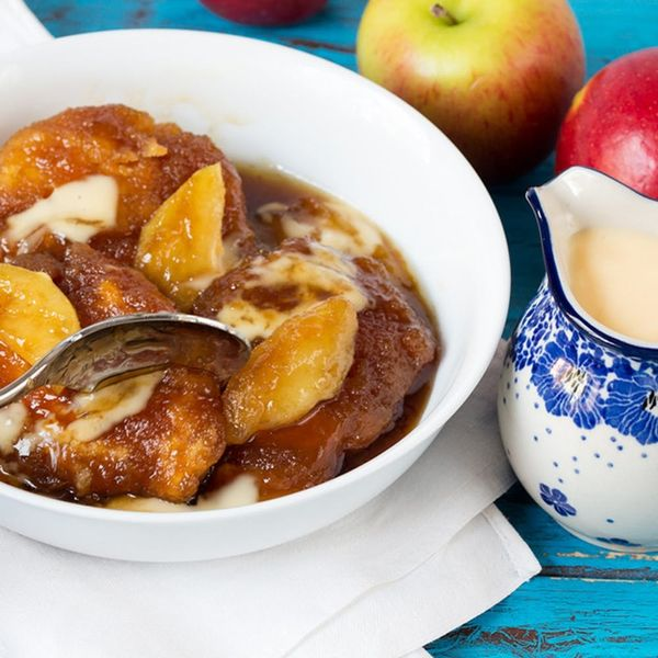 How to Make Sweet Apple Dumplings for Your Next Book Club Night