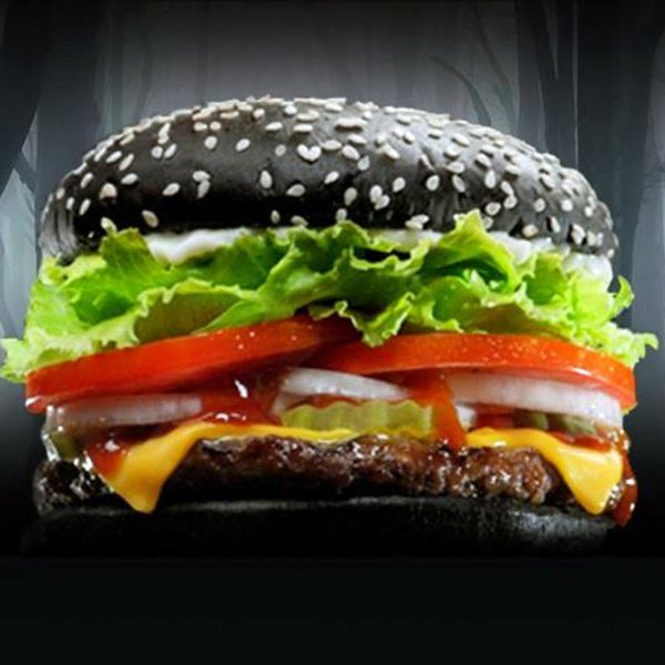 Burger King's New Halloween Whopper Is Seriously Scary