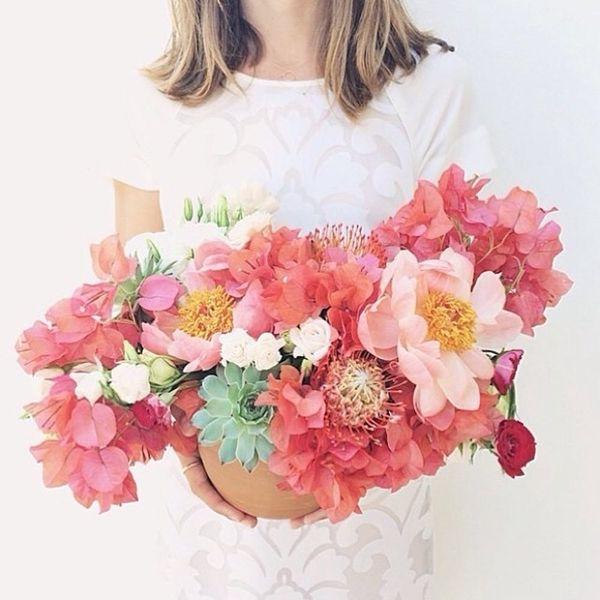 12 Beautiful Florists to Follow on Instagram