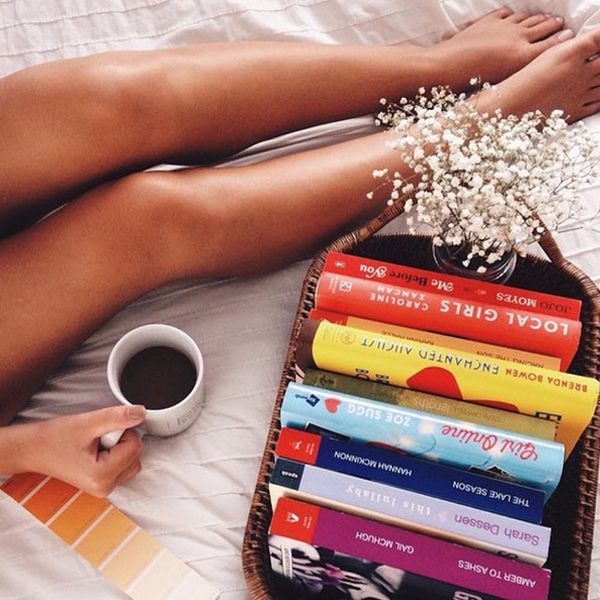 12 Must-Follow Instagram Accounts for Book Lovers