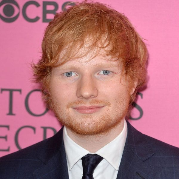 Ed Sheeran Just Helped His Friend Pull Off the Most Romantic Proposal