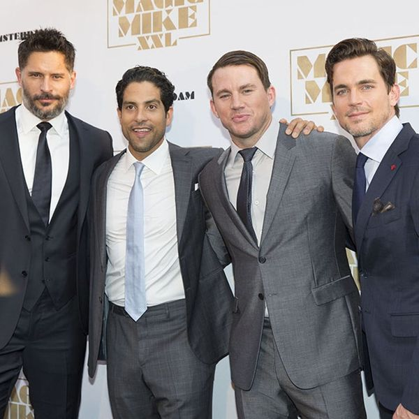 This Is the Steamiest Debate Surrounding the Men of Magic Mike XXL