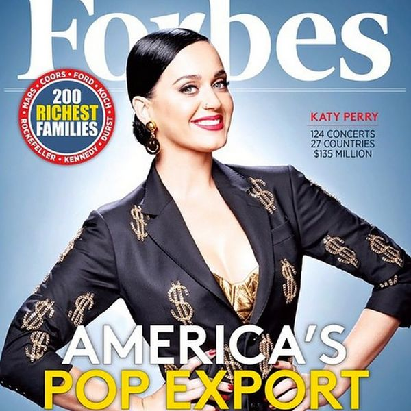 Katy Perry's Best Career Advice + 3 More #Girlboss Tips from the Richest Female Celebs