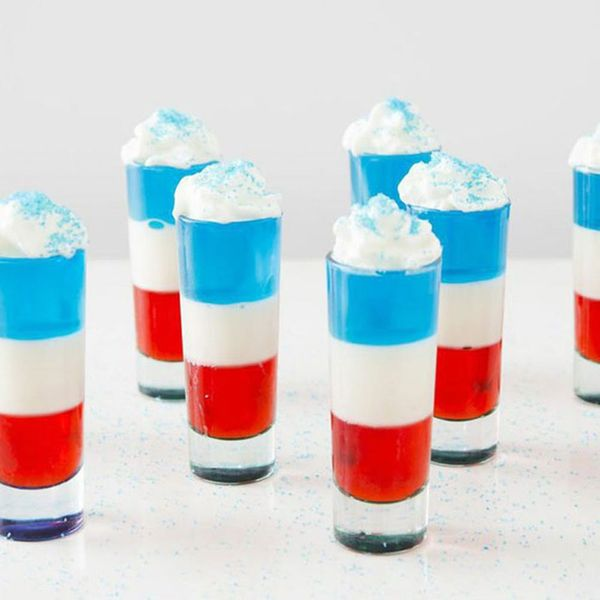 17 Red, White + Blue Recipes That Will Make You See Fireworks
