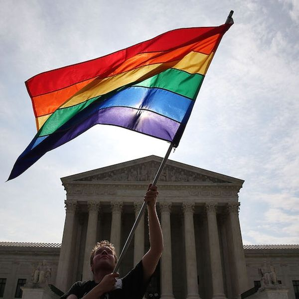 BREAKING: SCOTUS Just Made Major History With Gay Marriage Ruling