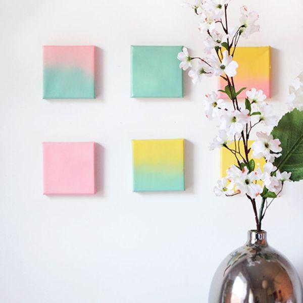 12 Stylish Ways to Update Thrift Store Art