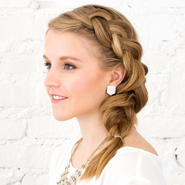 How to Master Khaleesi's Best Braid in Only 4 Steps