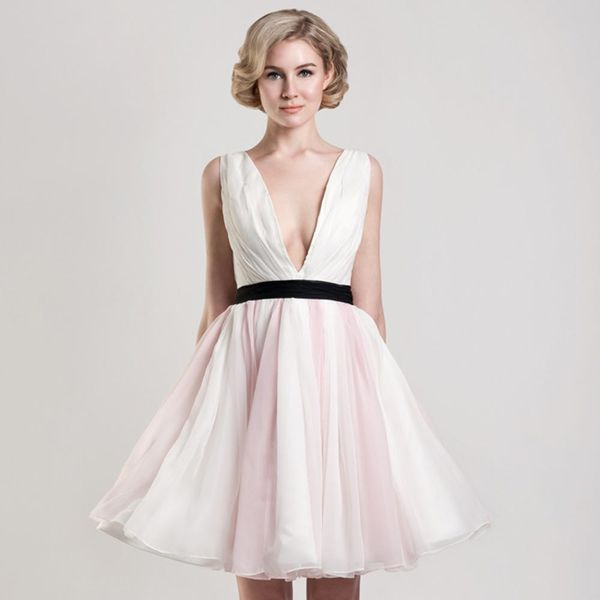 Say Yes to These 11 Short Wedding Dresses