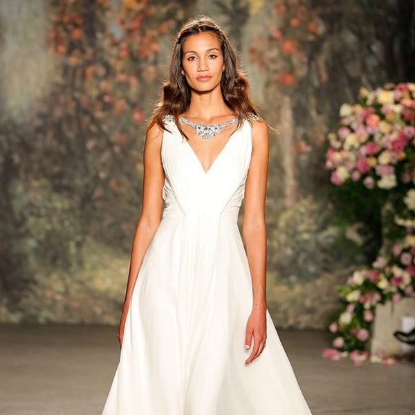 11 Hair + Makeup Trends to Steal from Spring 2016 Bridal Fashion Week
