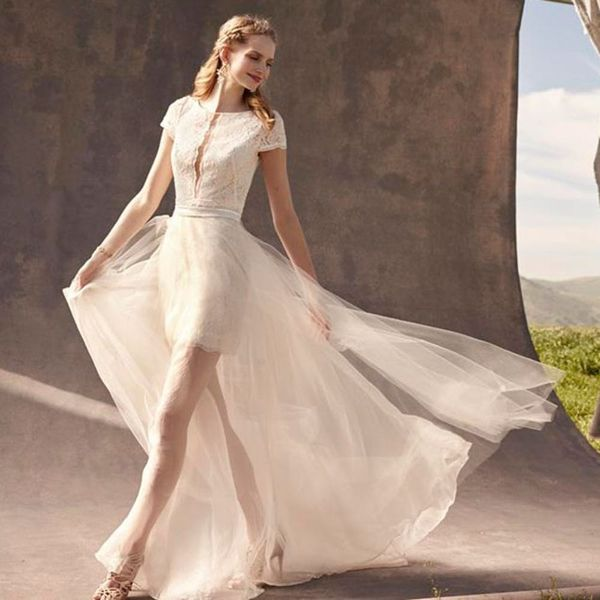 Build Your Own Wedding Dress With BHLDN's New Bridal Separates Line