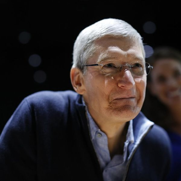Tim Cook Just Ignited New Apple Rumors About the Co's Next Product