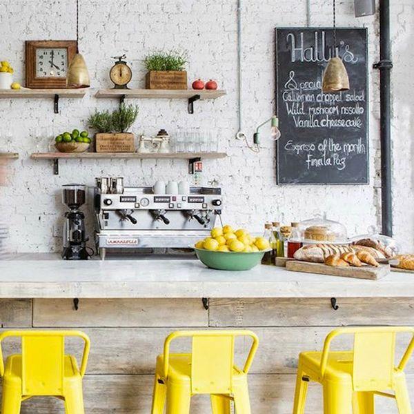 2015's Biggest Kitchen Decor Trends