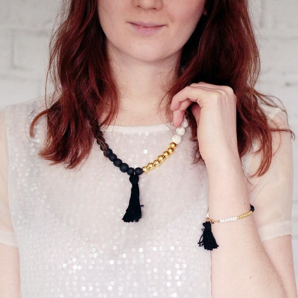 This Is the DIY Necklace Your Mom ACTUALLY Wants for Mother's Day