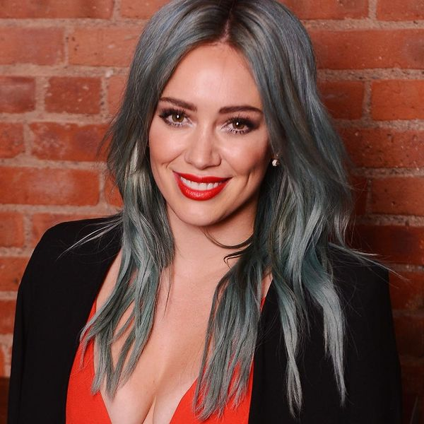 Hilary Duff's Hair Doesn't Look like This Anymore